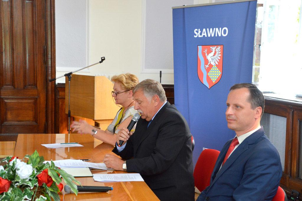 Powołanie Komitetu Organizacyjnego obchodów 700-lecia Miasta Sławno