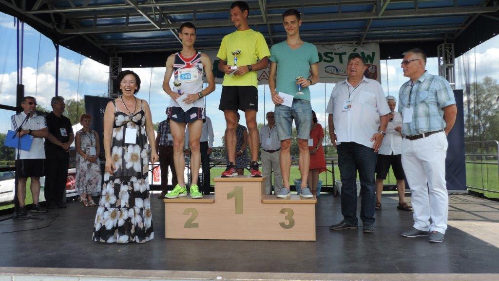 Rekordowa ilość biegaczy w XIV Biegu 12 Mostów