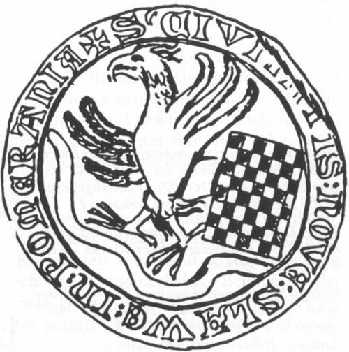 2 Pieczęć Sławna z 1352 roku