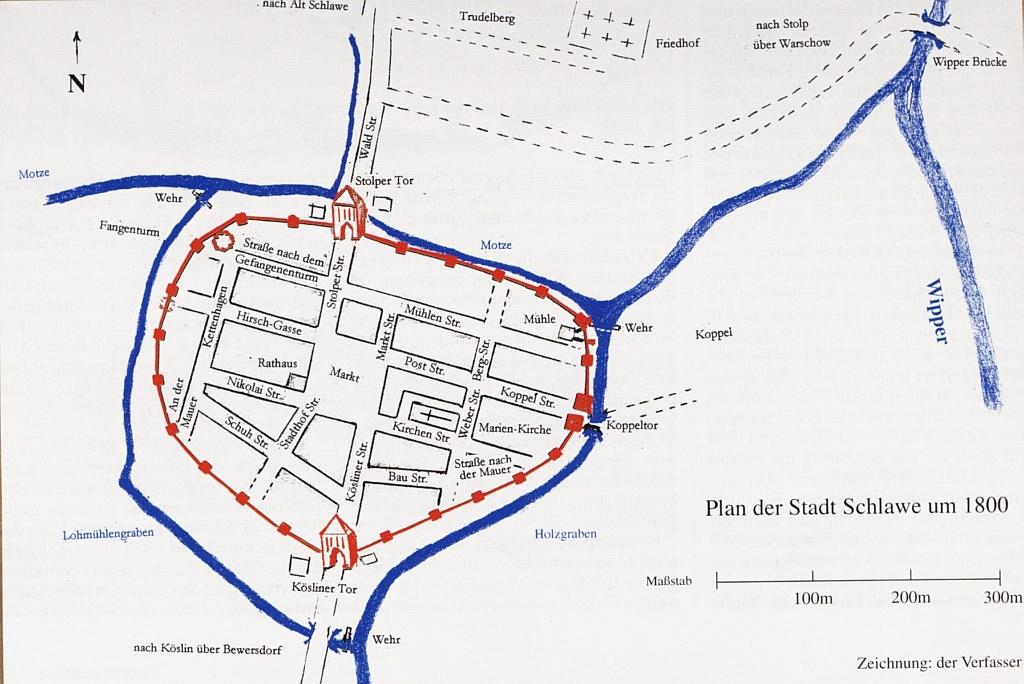 4. Plan Slawna 1800