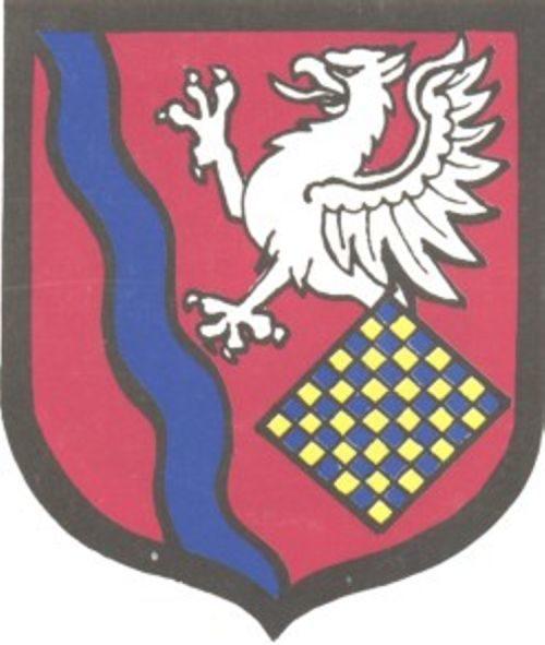 4. Współczesny erb Sławna