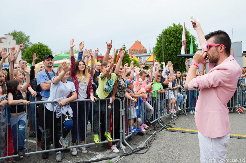 Wojewódzkie Święto Ludowe w Sławnie