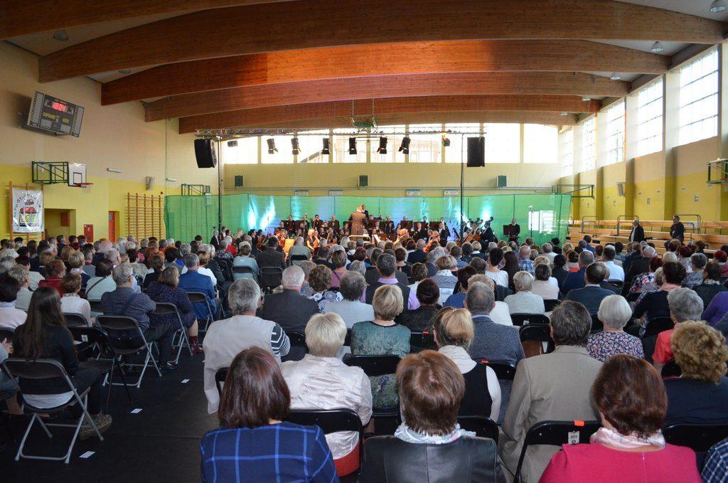 Koncert Filharmonii
